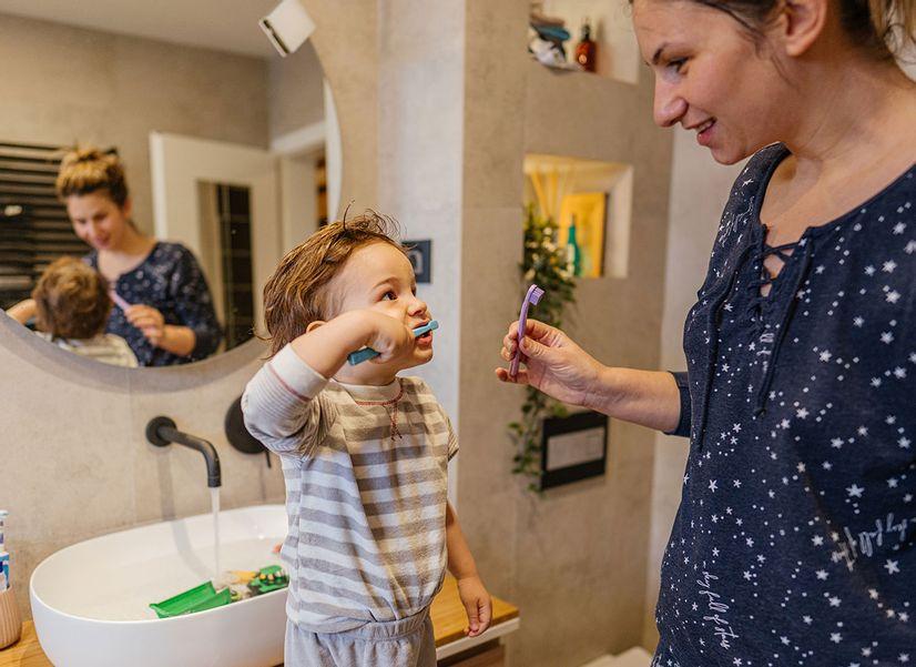 7 способов приучить ребенка чистить зубы