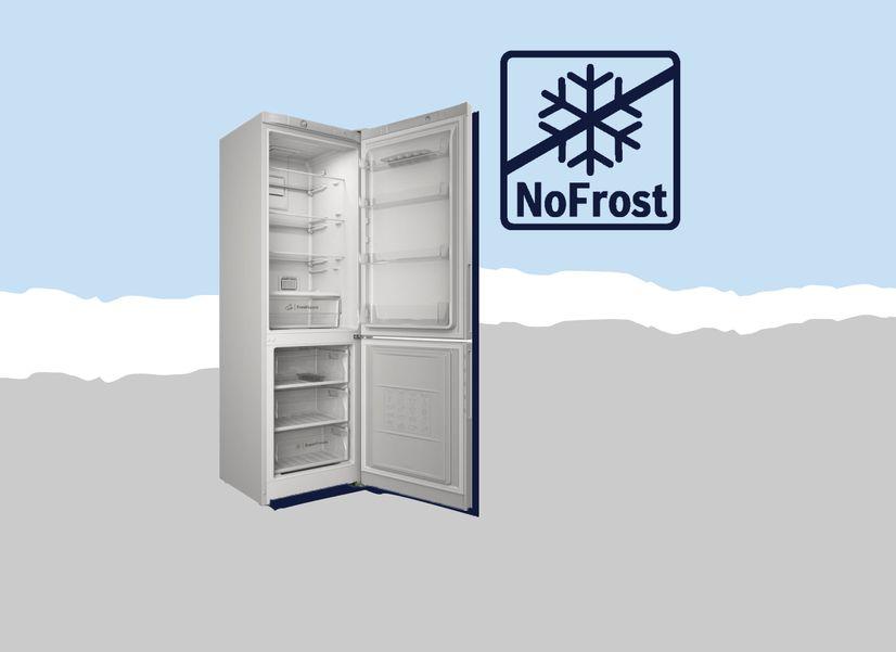 Нужно ли размораживать холодильники No Frost?