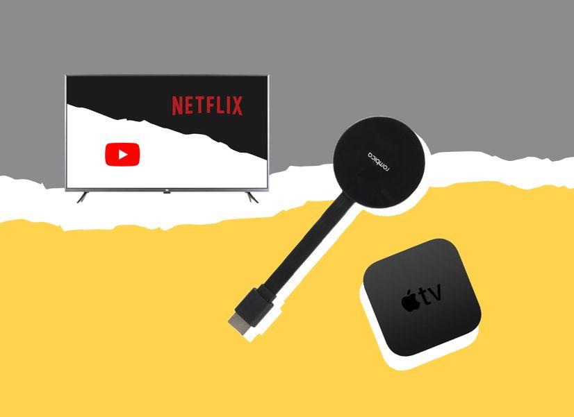 Netflix и YouTube на телевизоре: выбираем смарт-приставку