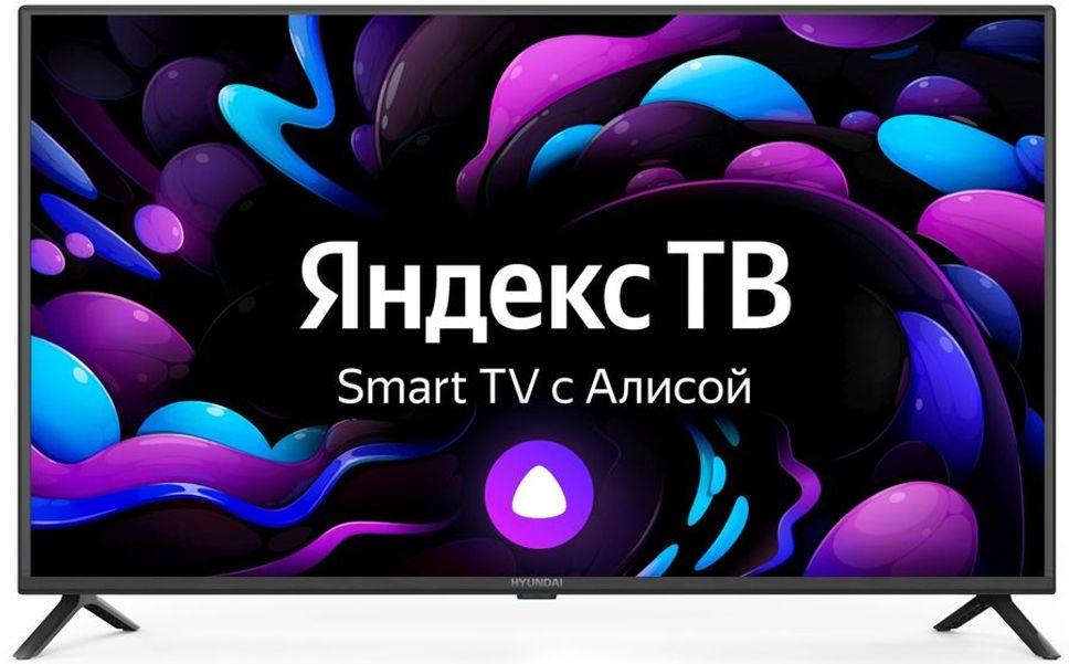 """Телевизор Hyundai H-LED40FS5001, Яндекс.ТВ, 40"""", FULL HD"""