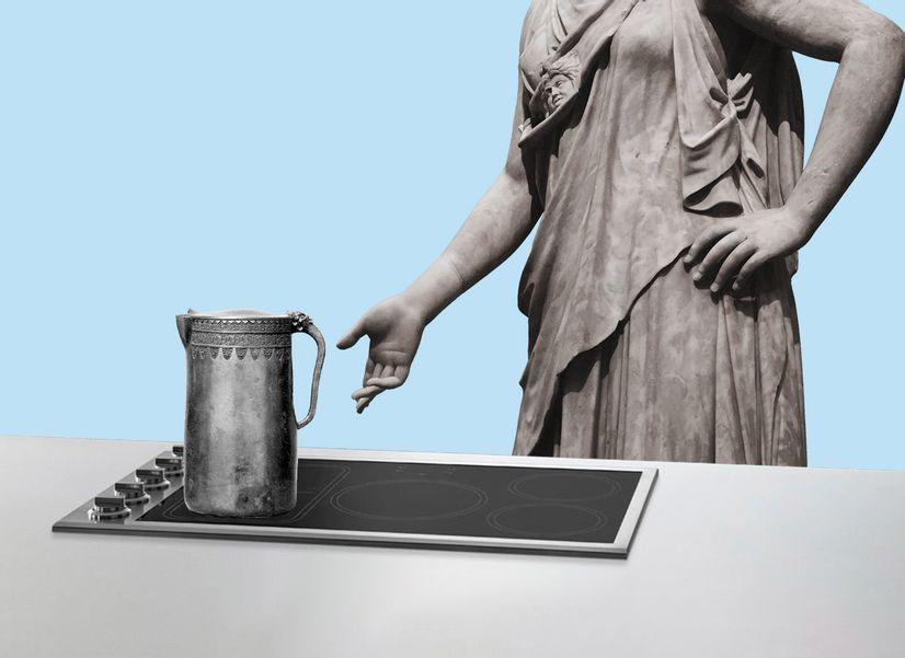 Правда ли, что индукционная плита опасна для здоровья?