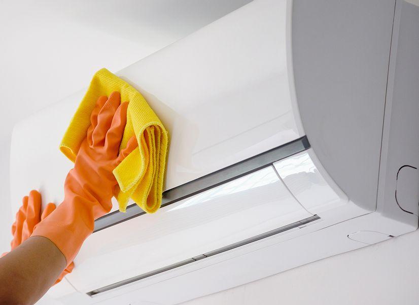 Как почистить кондиционер самостоятельно: короткая инструкция