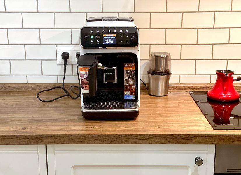 Обзор Philips 4300 Series: мы попробовали всё, чтобы найти идеальный вкус кофе