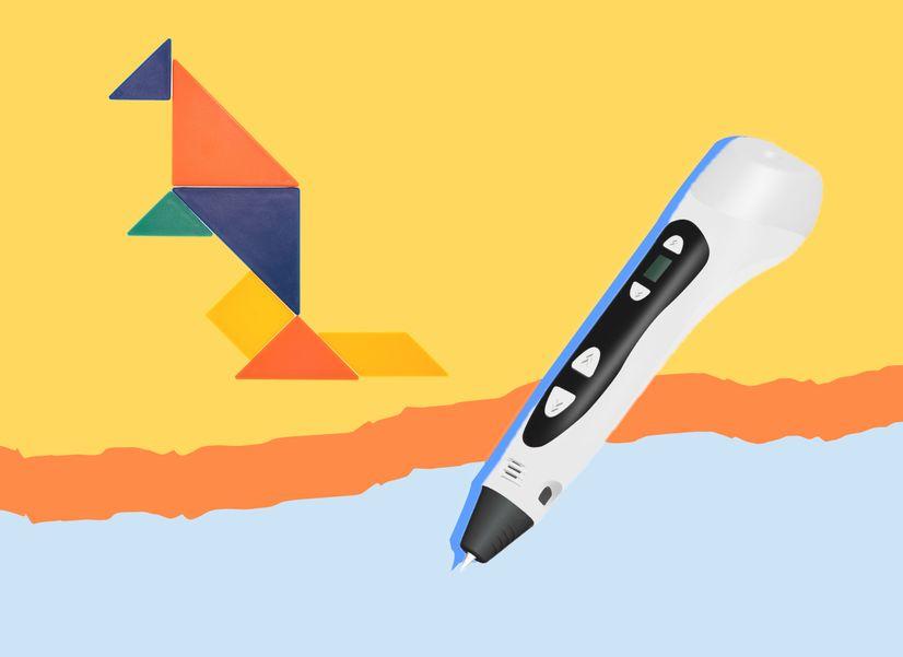 Предметный разговор: мама и дочка о плюсах и минусах 3D-ручки