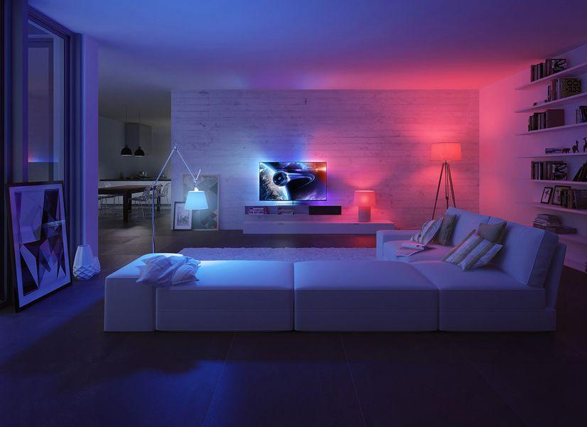 Телевизор с подсветкой: огонь или модная функция из 2000-х?