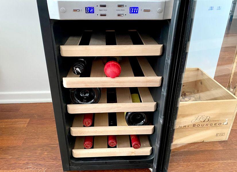 Достать и выпить: почему холодильник и кладовка никогда не заменят винный шкаф?