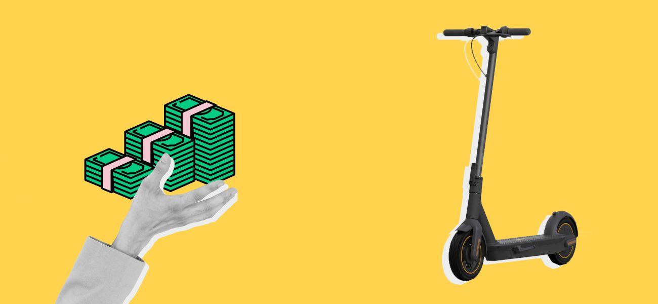 Что выгоднее — собственный электросамокат или аренда?
