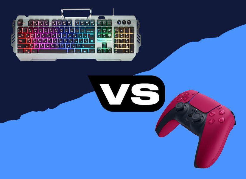 Геймпад или клавиатура: что вреднее для рук?