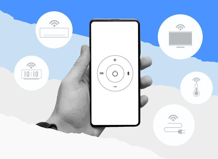 Как превратить смартфон с ИК-сенсором в пульт от всего
