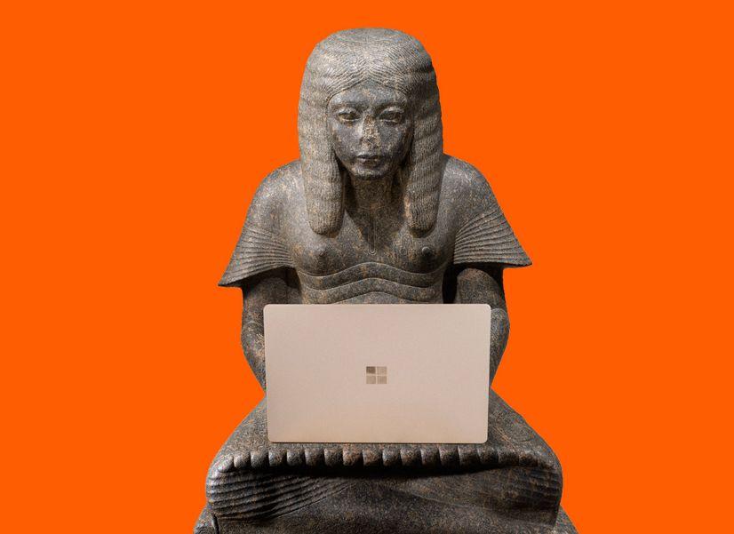 Правда, что держать ноутбук на коленях вредно?
