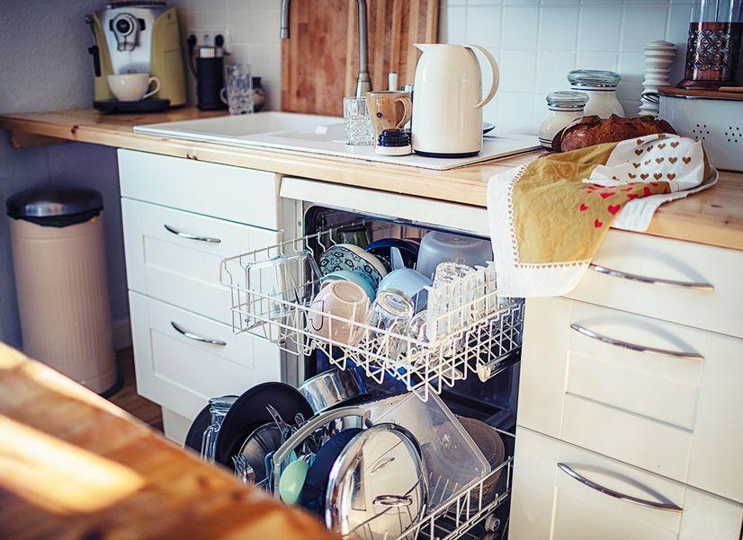 Как правильно загружать посуду в посудомойку