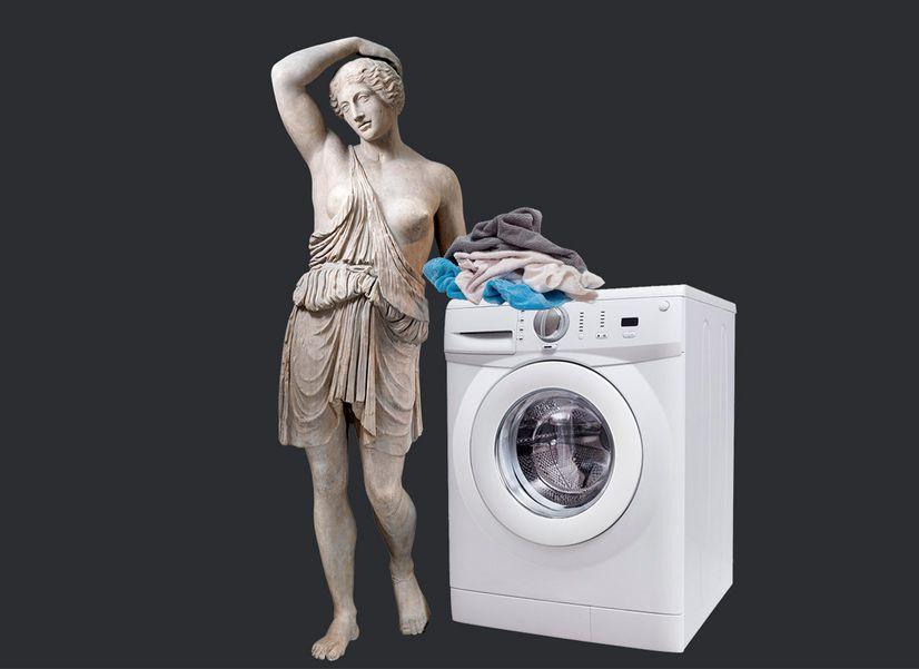Правда, что посудомоечную и стиральную машины нельзя открывать во время работы?