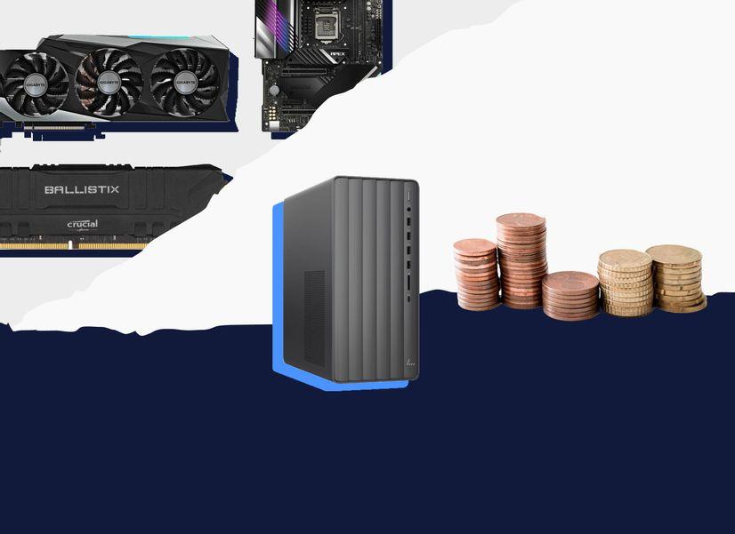6 способов сэкономить при сборке компьютера