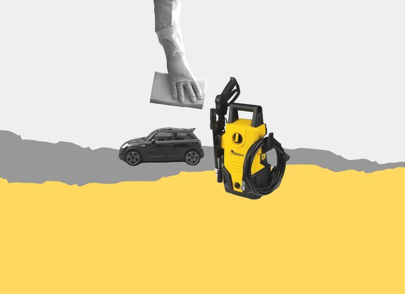 Что нужно знать о мойке машины и как помыть без микроцарапин