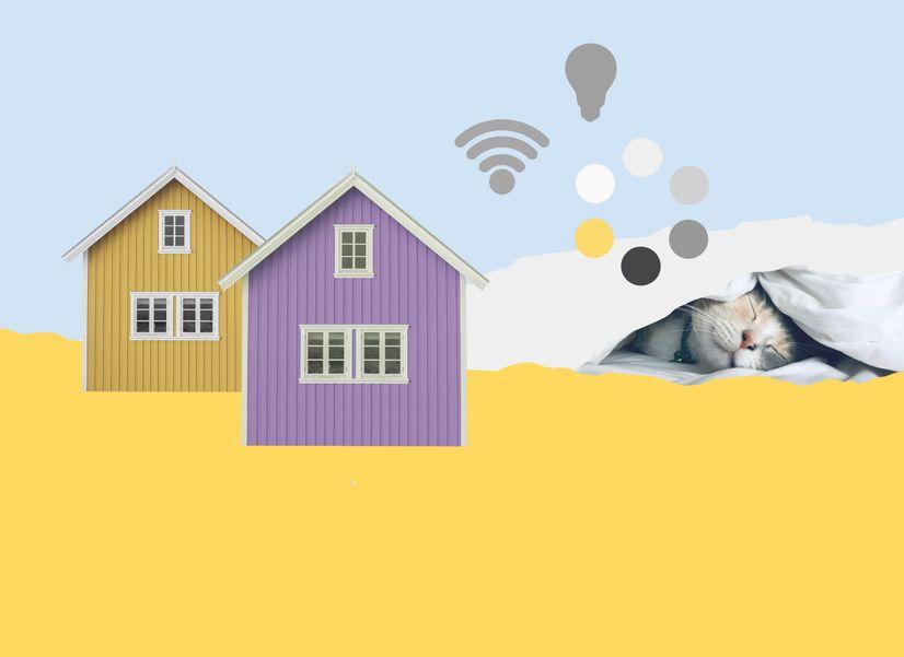 Как умный дом спас жизнь коту и другие необычные истории