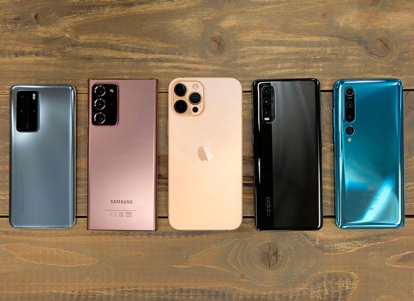 Выбираем лучший камерофон 2020 года из пяти топовых моделей